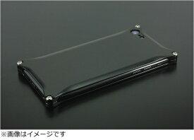 GILD design ギルドデザイン iPhone 8用 ソリッド ポリッシュブラック GI-400PB
