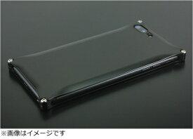 GILD design ギルドデザイン iPhone 8 Plus用 ソリッド ポリッシュブラック GI-410PB