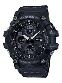 カシオ CASIO [ソーラー電波時計]G-SHOCK(G-ショック)「Master of G MUDMASTER(マスターオブG マッドマスター)MULTI BAND 6」 GWG-100-1AJF GWG-100-1AJF[GWG1001AJF]【point_rb】