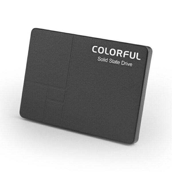 【送料無料】 COLORFUL 内蔵SSD 640GB バルク品[2.5インチ・SATA] SL500 640G