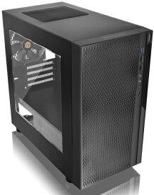 THERMALTAKE サーマルテイク PCケース Versa H18 CA-1J4-00S1WN-00 ブラック
