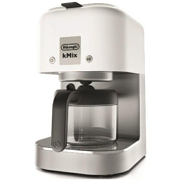 デロンギ Delonghi COX750J コーヒーメーカー ケーミックス クールホワイト[COX750JWH]