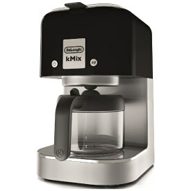 デロンギ Delonghi COX750J コーヒーメーカー ケーミックス リッチブラック[COX750JBK]