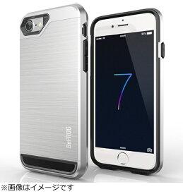 ビジョンネット iPhone 7用 ARMOR耐衝撃Case シルバー BA70SI