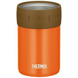 サーモス THERMOS 保冷缶ホルダー 350ml缶用 オレンジ JCB352-OR[JCB352OR]