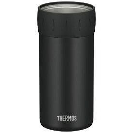 サーモス THERMOS 保冷缶ホルダー 500ml缶用 ブラック JCB500-BK[JCB500BK]