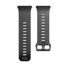 Fitbit フィットビット ウェアラブル端末ionic用交換バンド クラシックバンド Sサイズ FB164ABGYBKS チャコール[FB164ABGYBKS]