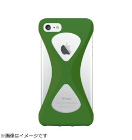 ECBB イーシービービー Palmo for iPhone8/7 Green