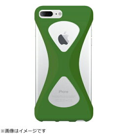 ECBB イーシービービー Palmo for iPhone8Plus/7Plus Green
