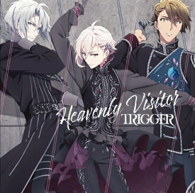 ランティス Lantis TRIGGER/TVアニメ『アイドリッシュセブン』ED主題歌:Heavenly Visitor【CD】