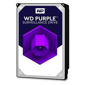 WESTERN DIGITAL ウェスタン デジタル WD60PURZ 内蔵HDD WD PURPLE SURVEILLANCE HARD DRIVE [3.5インチ /6TB]【バルク品】 [WD60PURZ]