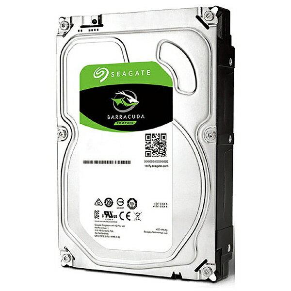 SEAGATE シーゲート ST4000DM004 内蔵HDD BarraCuda [3.5インチ /4TB][ST4000DM004]