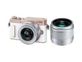 パナソニック Panasonic DC-GF10W-W ミラーレス一眼カメラ LUMIX GF10 ホワイト [ズームレンズ+単焦点レンズ][DCGF10W]