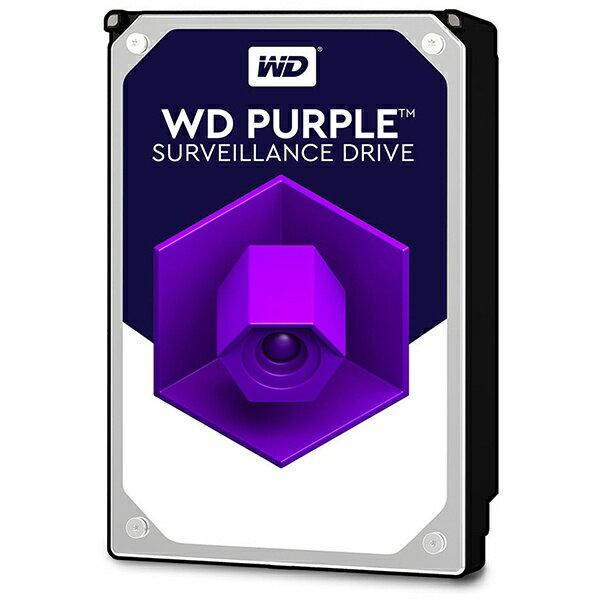 WESTERN DIGITAL ウェスタン デジタル WD20PURZ 内蔵HDD WD PURPLE SURVEILLANCE HARD DRIVE [3.5インチ /2TB][WD20PURZ]
