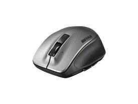 BUFFALO バッファロー BSMLW500MBK マウス ブラック [レーザー /5ボタン /USB /無線(ワイヤレス)][BSMLW500MBK]