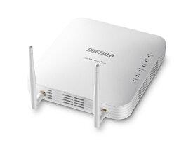 BUFFALO バッファロー WAPM-1266R-W 無線アクセスポイント 法人向け 管理者機能搭載 ホワイト [ac/n/a/g/b][WAPM1266R]