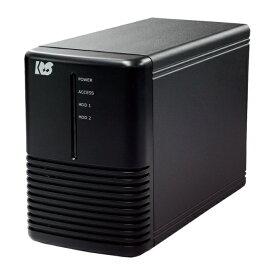 ラトックシステム RATOC Systems USB3.0 RAIDケース (HDD2台用) RSEC32U3RX