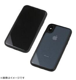 I-O DATA アイ・オー・データ 【ビックカメラグループオリジナル】iPhoneX用 PUレザーバンパー ブラック BKS-IPXPUB01BK