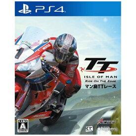 オーイズミアミュージオ Oizumi Amuzio TT Isle of Man(マン島TTレース):Ride on the Edge 通常版【PS4】