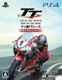 オーイズミアミュージオ Oizumi Amuzio TT Isle of Man(マン島TTレース):Ride on the Edge デラックス パッケージ【PS4】