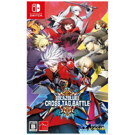 アークシステムワークス ARC SYSTEM WORKS BLAZBLUE CROSS TAG BATTLE 通常版【Switch】