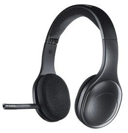 ロジクール Logicool H800R ヘッドセット ブラック [ワイヤレス(Bluetooth) /両耳 /ヘッドバンドタイプ][H800R]