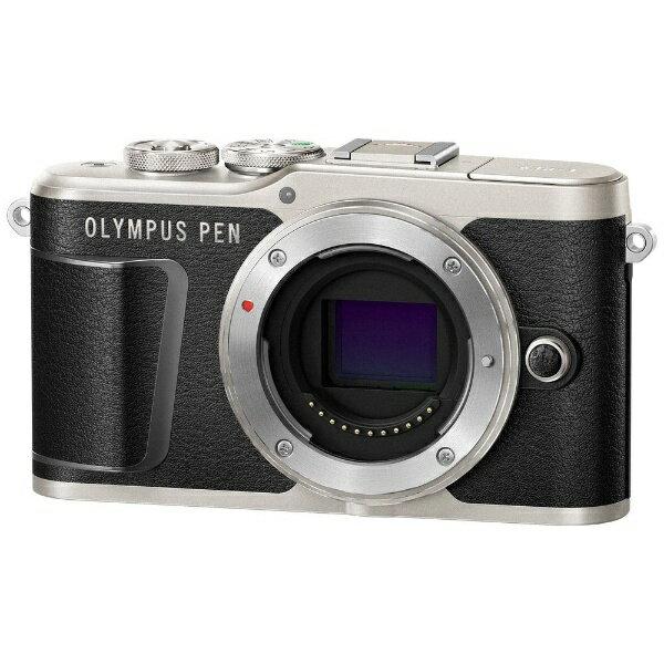 【送料無料】 オリンパス PEN E-PL9【ボディ(レンズ別売)】(ブラック/ミラーレス一眼カメラ)[PENEPL9ボディーブラック]