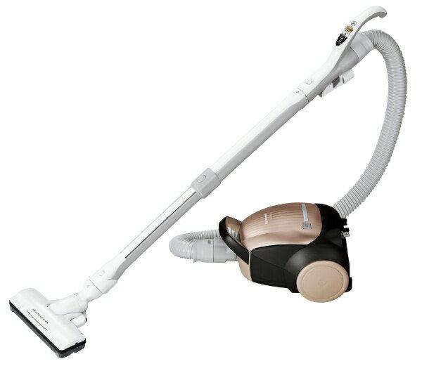 【送料無料】 パナソニック Panasonic MCPK19G 紙パック式掃除機 シャンパンゴールド [紙パック式]