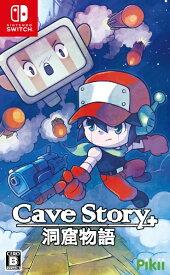 Pikii合同会社 ピッキー合同会社 Cave Story+【Switchゲームソフト】