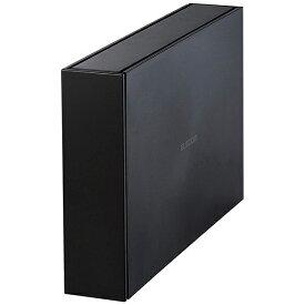 エレコム ELECOM ELD-ETV040UBK 外付けHDD ブラック [据え置き型 /4TB][ELDETV040UBK]