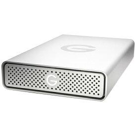 HGST エイチ・ジー・エス・ティー 0G05019 USB 3.0対応 Mac用外付けハードディスク 10TB シルバー [10TB /据え置き型][0G05019]