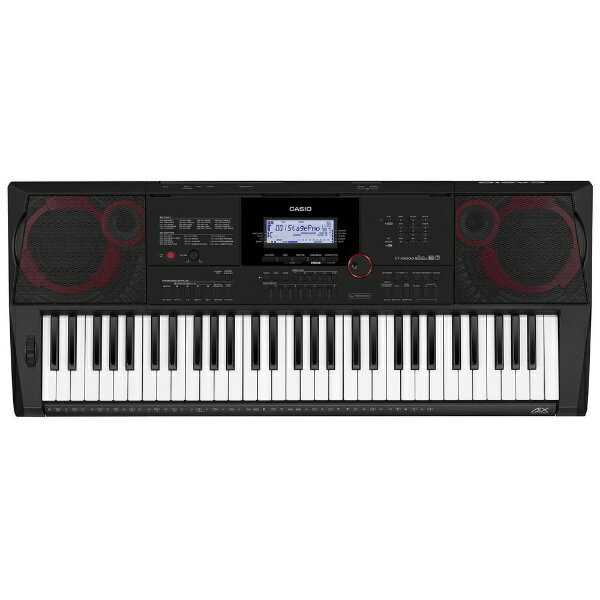 カシオ CASIO キーボード CT-X3000 [61鍵盤][CTX3000]【point_rb】