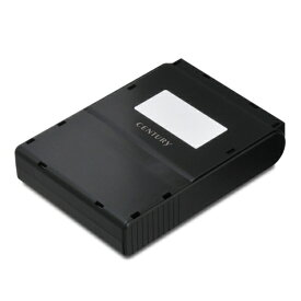 センチュリー Century Corporation CRBG35 HDDケース 裸族シリーズ ブラック [1台 /3.5インチ対応]