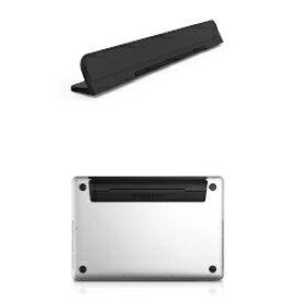BlueLounge ブルーラウンジ キックフリップ・MacBook Pro用フリップスタンド 15インチ(ブラック) BLD-KF15-BK