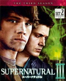 ワーナー ブラザース SUPERNATURAL III スーパーナチュラル <サード> 後半セット【DVD】