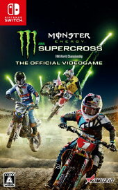 オーイズミアミュージオ Oizumi Amuzio Monster Energy Supercross - The Official Videogame【Switch】