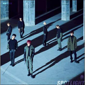 ユニバーサルミュージック MONSTA X/ SPOTLIGHT 初回限定盤B【CD】