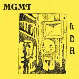 ソニーミュージックマーケティング MGMT/リトル・ダーク・エイジ【CD】 【代金引換配送不可】