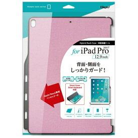 ナカバヤシ Nakabayashi 12.9インチiPad Pro用 背面保護ケース TBC-IPP1715P ピンク
