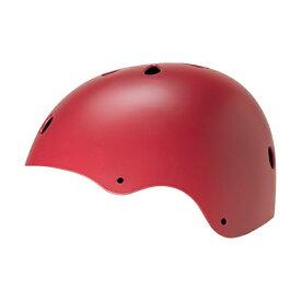パナソニック Panasonic 幼児用ヘルメット NAY002(マットレッド)