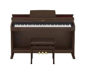 カシオ CASIO AP-470BN 電子ピアノ CELVIANO(セルヴィア—ノ) オークウッド調 [88鍵盤][AP470BN]