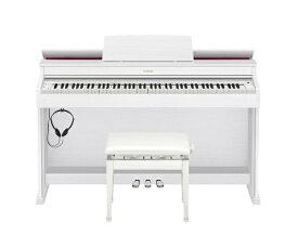 カシオ CASIO 電子ピアノ AP-470WE ホワイトウッド調 [88鍵盤][AP470WE]