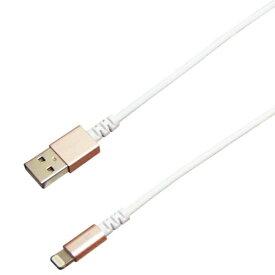 バウト BAUT [ライトニング] ケーブル 充電・転送 2.4A (1m)MFi認証 BUSLAN100PK ピンク [1.0m]