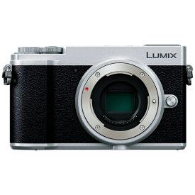 パナソニック Panasonic DC-GX7MK3-S ミラーレス一眼カメラ LUMIX GX7 Mark III シルバー [ボディ単体][DCGX7MK3]