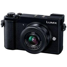 パナソニック Panasonic DC-GX7MK3K-K ミラーレス一眼カメラ 標準ズームレンズキット LUMIX GX7 Mark III ブラック [ズームレンズ][DCGX7MK3K]