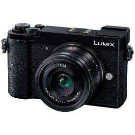 パナソニック Panasonic DC-GX7MK3L-K ミラーレス一眼カメラ 単焦点ライカDGレンズキット LUMIX GX7 Mark III ブラック [単焦点レンズ][DCGX7MK3L]