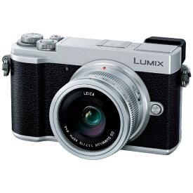 パナソニック Panasonic DC-GX7MK3L-S ミラーレス一眼カメラ 単焦点ライカDGレンズキット LUMIX GX7 Mark III シルバー [単焦点レンズ][DCGX7MK3L]