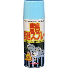 イカリ消毒 IKARI スーパーハトジェット 420ml 205022 205022