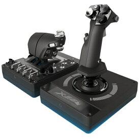 ロジクール Logicool スロットル&スティック式シミュレーションコントローラ X56 HOTAS GX56R