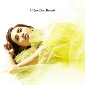エイベックス・エンタテインメント Avex Entertainment Beverly/A New Day(Blu-ray Disc付)【CD】